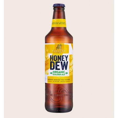 Cerveza importada fullers honey dew Organic Golden Ale quiero chela