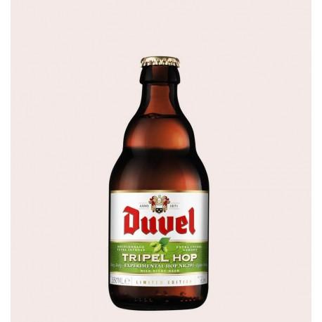 Cerveza importada duvel tripel hop quiero chela