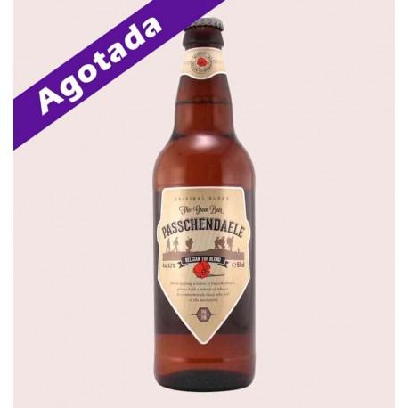 Cerveza belga importada Passchendaele Belgian Blonde Ale quiero chela