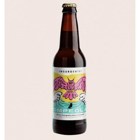 Cerveza artesanal buho rompeolas insurgente IPA quiero chela