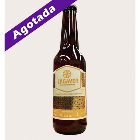 Cerveza artesanal lagaver la chingoneria amber quiero chela