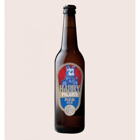 Cerveza artesanal harry polanco wendlandt red ale quiero chela