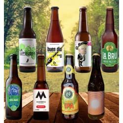 Pack Cervezas nacionales e importadas IPA