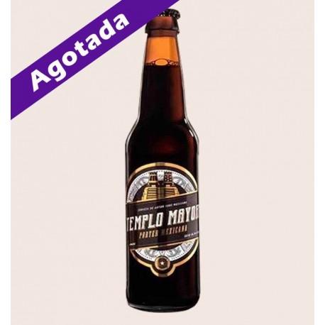 Cerveza artesanal reforma templo mayor porter quiero chela