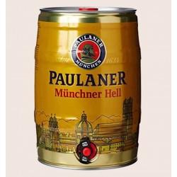 Paulaner Munchner Hell Barril