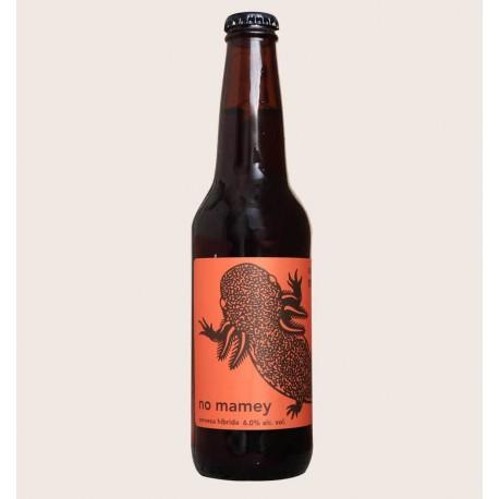 Cerveza artesanal monstruo de agua no mamey quiero chela