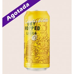 Cerveza importada charlie wells dry hopped india pale lager quiero chela