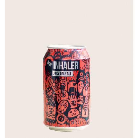 Cerveza importada inhaler magic rock Session IPA quiero chela