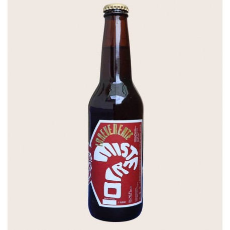 Cerveza artesanal misterio red ale irreverente quiero chela