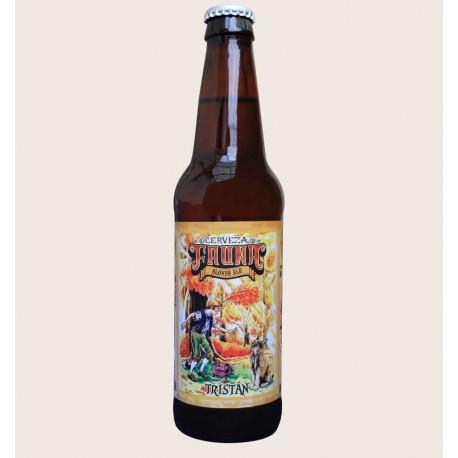 Cerveza artesanal tristan fauna Blonde Ale quiero chela