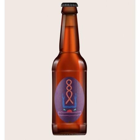 Cerveza importada hilma omnipollo IPA quiero chela
