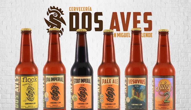 Cerveceria Dos Aves